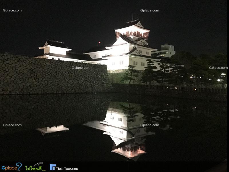 ปราสาทโทยามา Toyama Castle