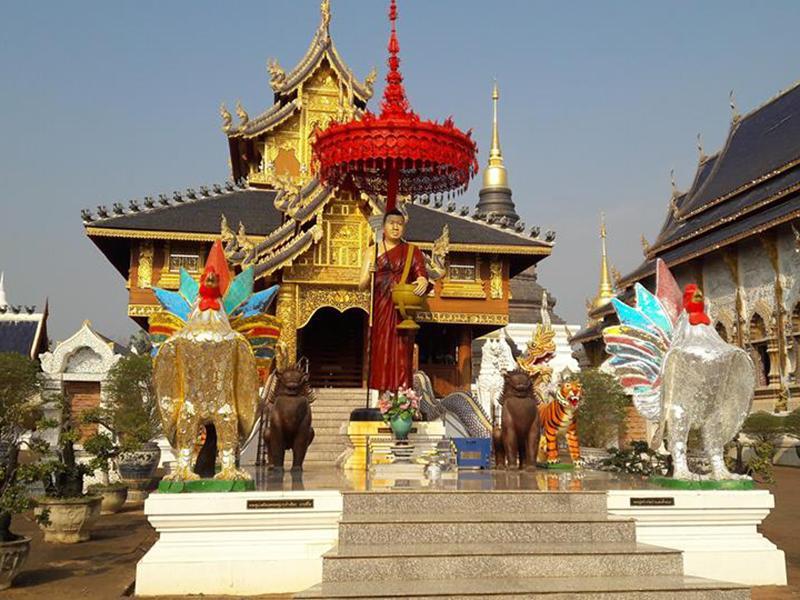 6 วัดสวยเมืองไทย น้อยคนรู้จัก