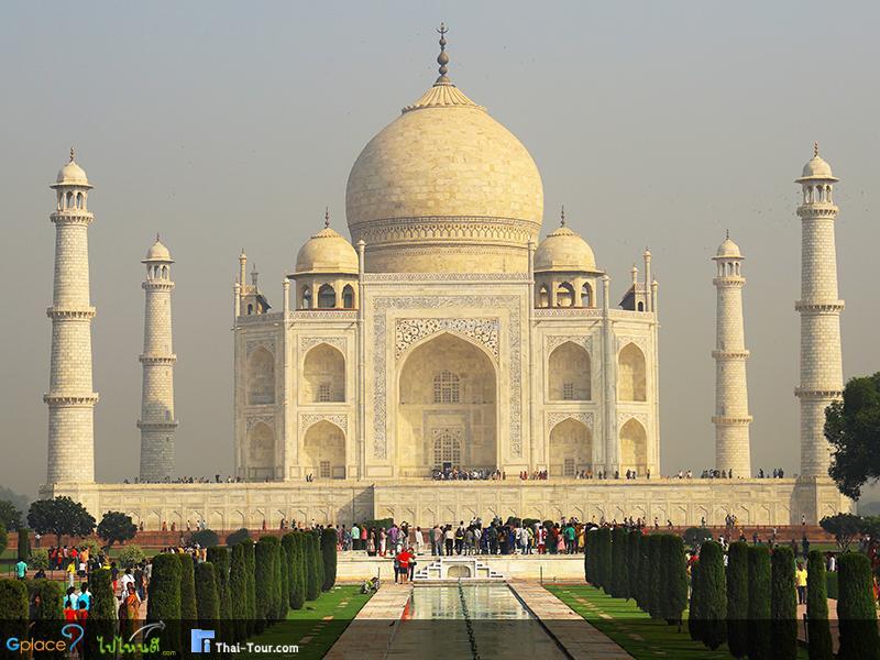 5 มรดกโลก อินเดีย น่าไปเยือน