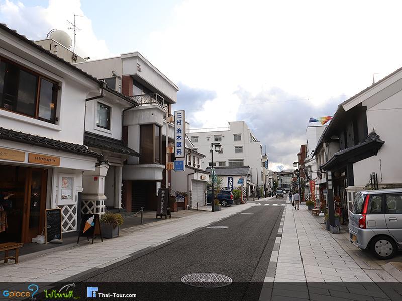 ถนน นากะมาจิ Nakamachi Street