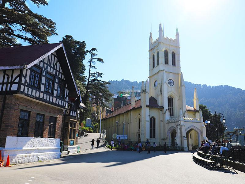 TheRidgeShimla