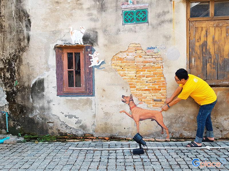 สรีทอาร์ต (Street Art) เก๋ไก๋ เมืองไทย