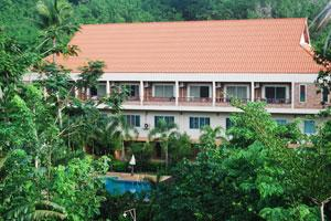 Krabi Phupranang Resort and Spa水疗度假村