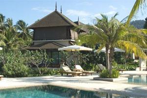 温泉度假村的马来亚