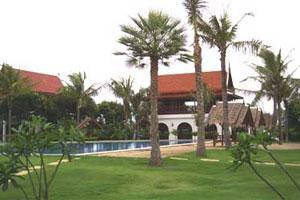 芒果温泉和度假村