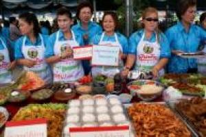 เทศกาลปลาทูอร่อยที่ท่าฉลอม