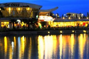 ร้านอาหาร the park by น้องเนยซีฟู๊ด