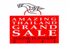amazing thailand grand sale