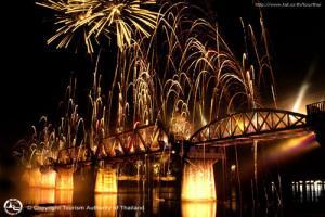 งานสัปดาห์สะพานข้ามแม่น้ำแควและงานกาชาดประจำปี
