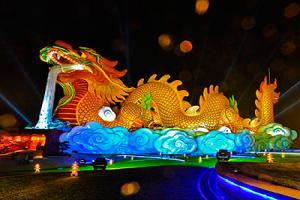เทศกาลตรุษจีนสุพรรณบุรี