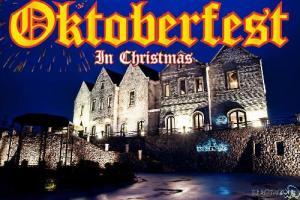 เทศกาลกินเบียร์ oktoberfest