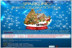 sparkling winter celebration