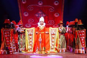 เทศกาลตรุษจีนโคราช 55 เฮง เฮง เฮง