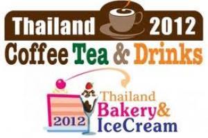 งานแสดงกาแฟเบเกอรี่และไอศกรีม2012